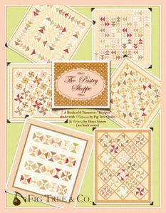 The Pastry Shoppe by Fig Tree Quilts