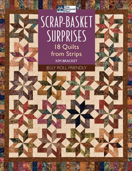 Scrap Basket Surprises by Kim Brackett - you will love this one!