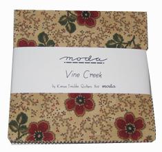 MOD_9270_PP Vine Creek charm pack